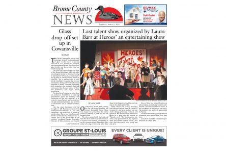 Brome County News – April 2, 2019 edition