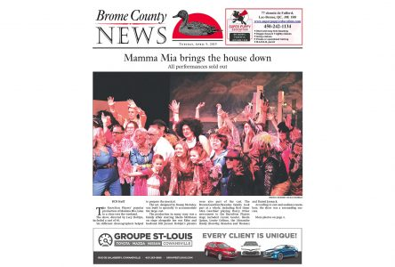 Brome County News – April 9, 2019 edition