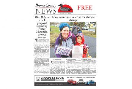 Brome County News, April 30, 2019 edition