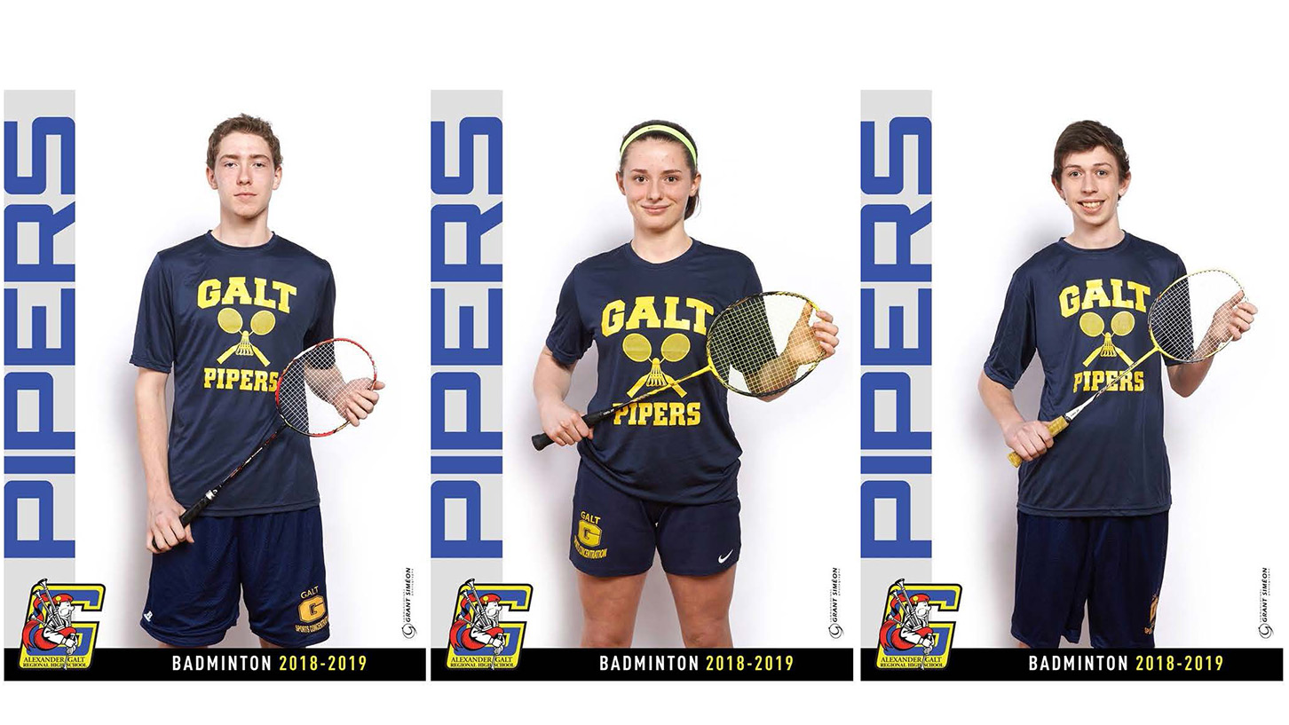 Brazel, Jacklin, and Naylor named Piper Athletes of the Month