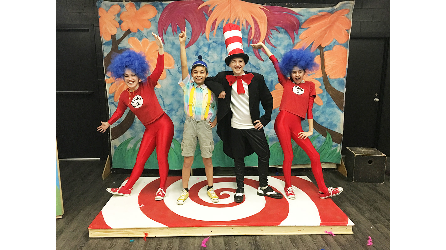 Galt students present travelling Seussical Jr. musical