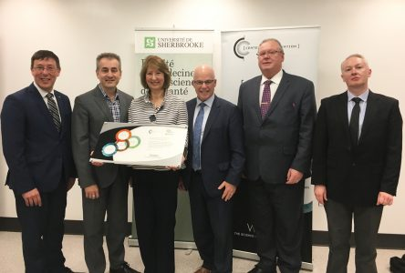 CIUSSS de l'Estrie-CHUS ­inaugurates Waters Centre of ­Innovation for Mass Spectrometry