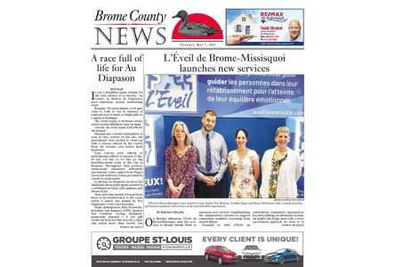 Brome County News – May 7, 2019 edition