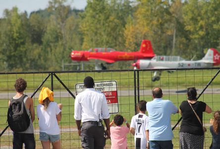 Eastern Townships Air Show grounded for 2019