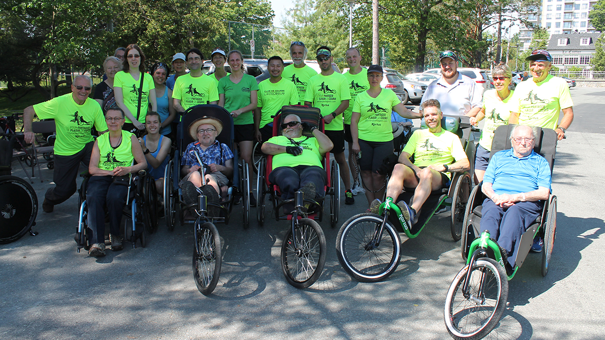 Local groups offer options to stay active for those with limited mobility