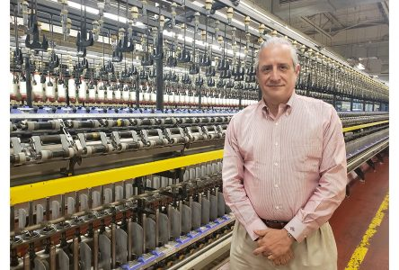 """Innovative yarn solutions"": How Filspec is keeping the textiles industry alive in Sherbrooke"