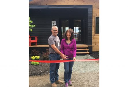 One with nature: Townships couple opens unique eco-lodge