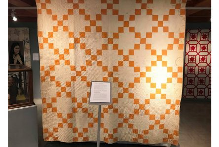 Piecing the story together: An exhibit of antique quilts