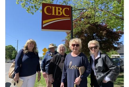 Stanstead residents want more bank for their buck