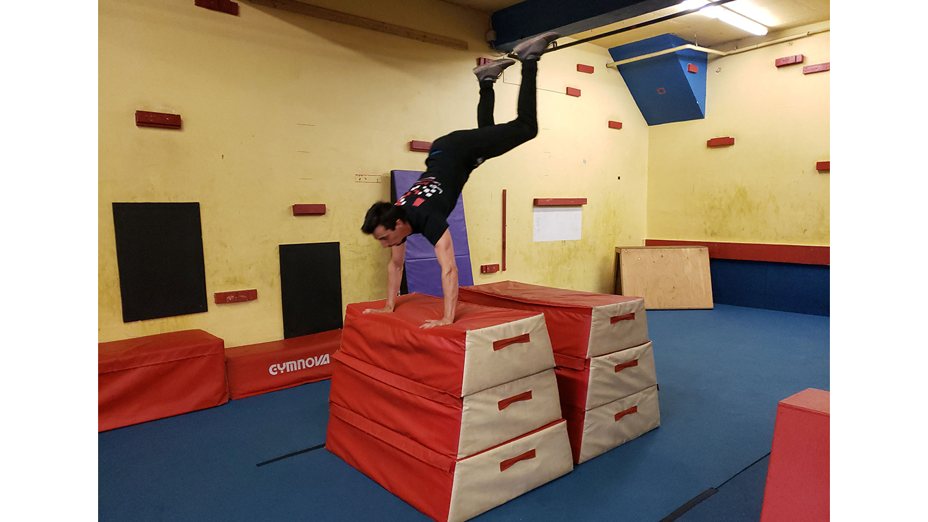 Strange Sports in the Townships: Parkour and Freerunning