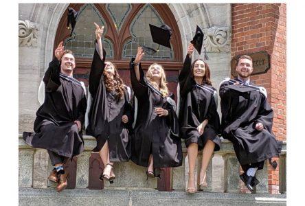 Bishop's Graduation 2019