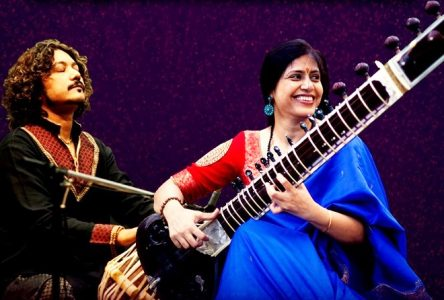 """Scintillating Sounds of Sitar"" at Bandeen Hall tonight"