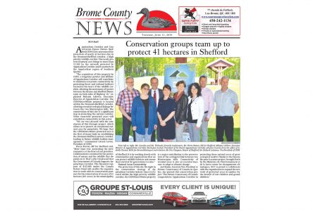 Brome County News – June 11, 2019 edition