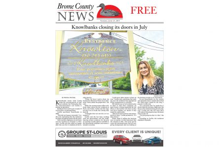 Brome County News – June 25, 2019