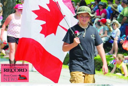 Canada Day in the Townships