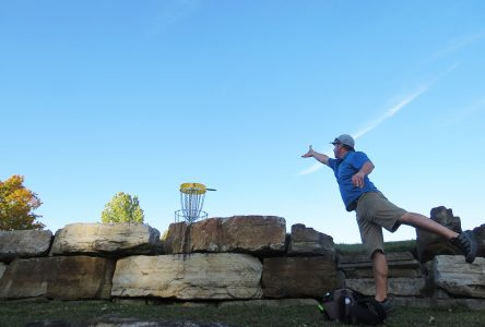 Strange Sports in the Townships: Disc Golf