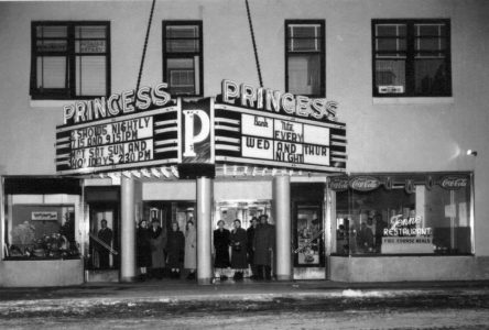 Celebrating 93 Years of the Cowansville Princess Theater