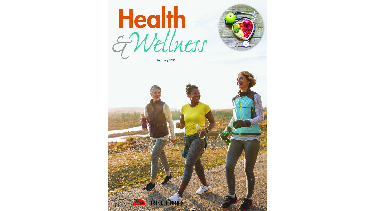 Health and Wellness – Special supplement to The Record and Brome County News – February 2020