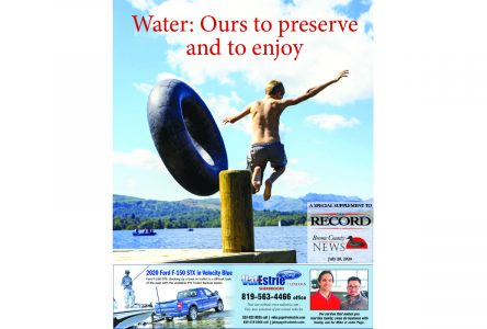 Water: Ours to preserve and to enjoy – Special Section July 28, 2020