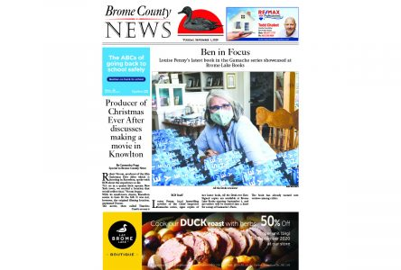 Brome County News – Sept. 1, 2020 edition