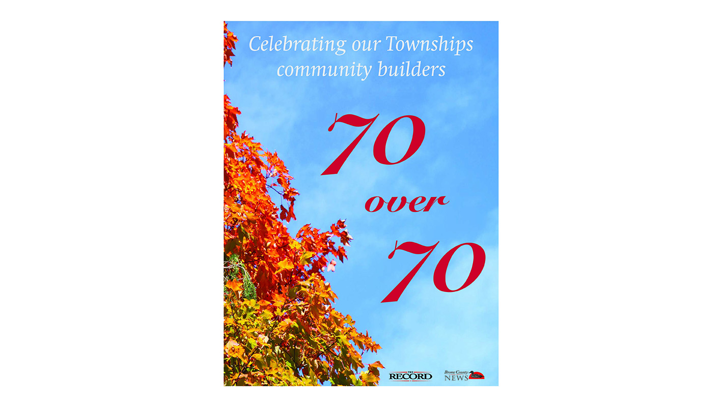 70 Over 70: Celebrating our Townships community builders
