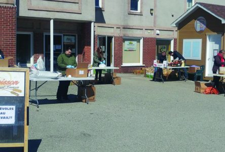 Local food bank reaching out to English-speaking community in Haut-Saint-François