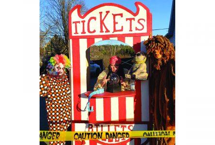 """""""Get your tickets ladies and gentlemen"""" CABMN Haunted Halloween Circus"""