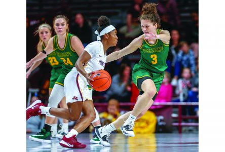 From Border Hoops to the University of Vermont: Sarah Wells working hard for a basketball dream come true