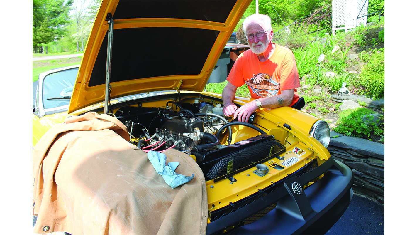 Gathering is a no, but giving is still a go: A message from Eastern Townships Vintage Automobile Club