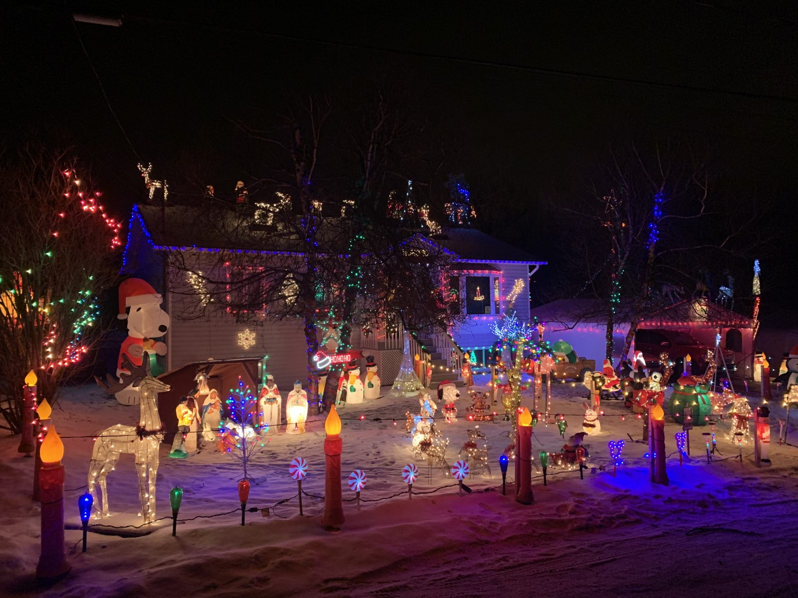 Friday File- Destination Sherbrooke in the holiday spirit