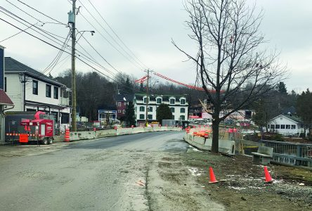 North Hatley bridge reopens but businesses continue to struggle