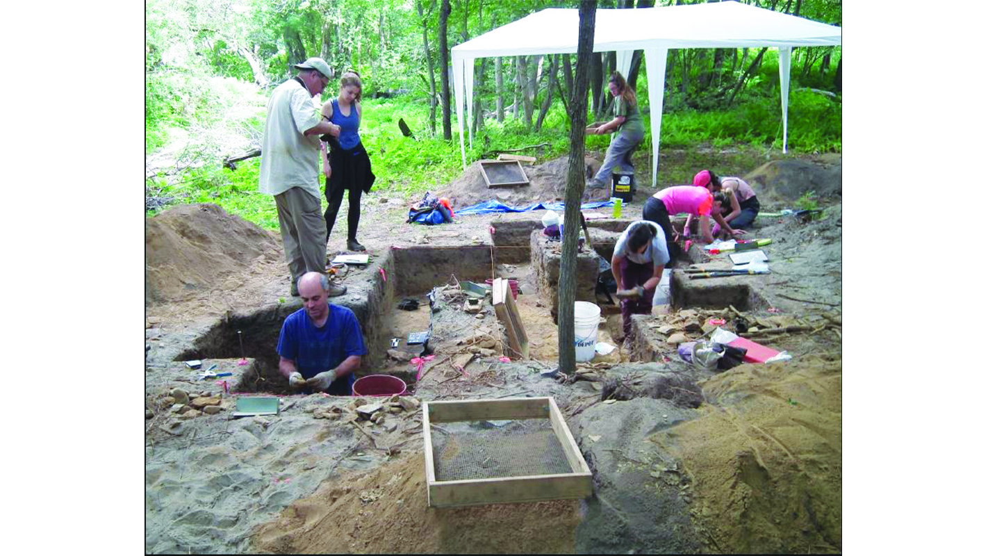 Brompton archaeological excavation a significant find