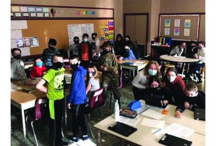 """""""Our Takes"""": Princess Elizabeth students learn the ins and outs of opinion writing"""