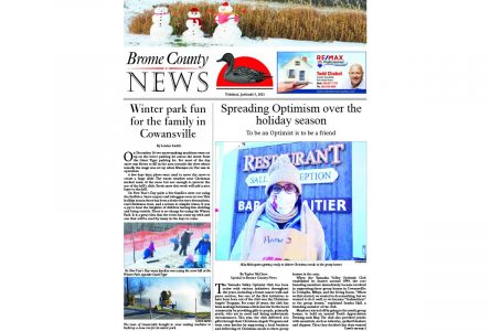 Brome County News – Jan. 5, 2021 edition