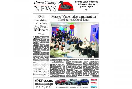 Brome County News – Feb. 23 , 2021 edition