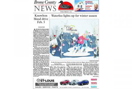 Brome County News-Feb.2, 2021 edition