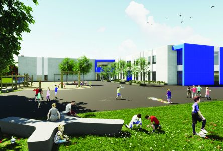 New Drummondville Elementary School to be completed by this time next year
