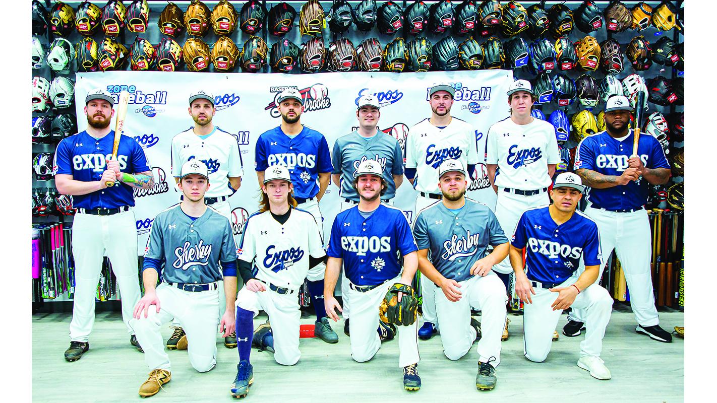 Senior amateur baseball set to return in May