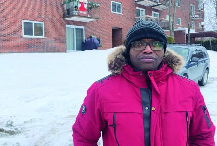 Sherbrooke resident argues against unjust eviction and seizure of property