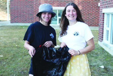 Bishop's Outdoors Club organizes community cleanup challenge