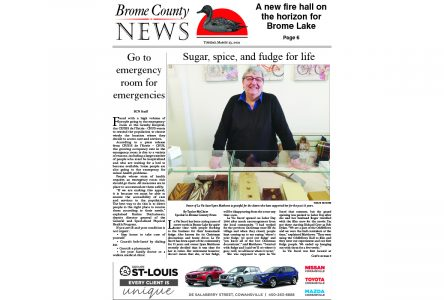Brome County News March 23, 2021 Edition