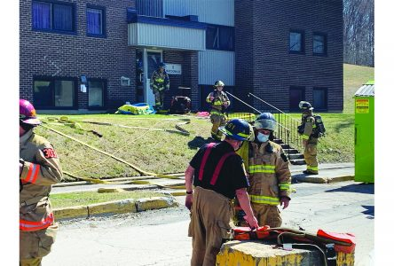 Minor fire at Champlain residence