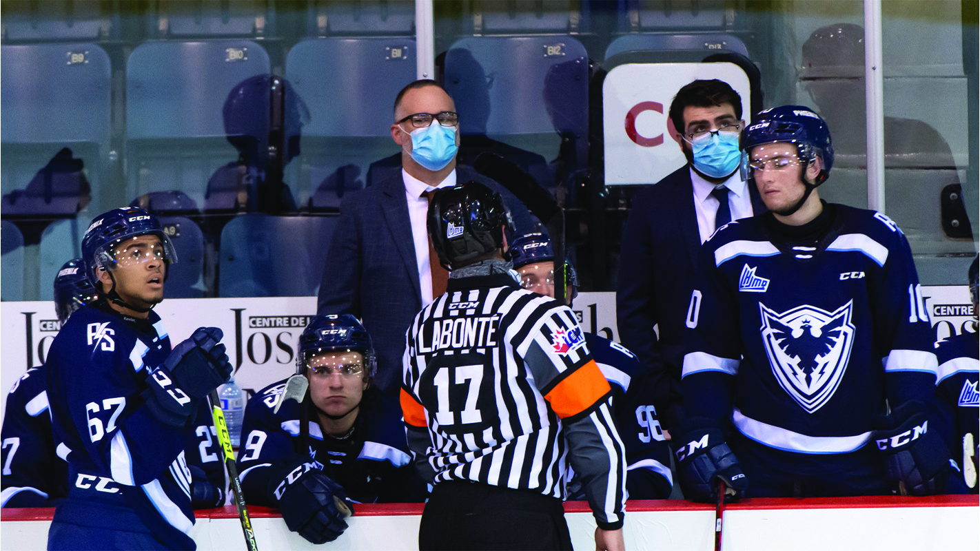 Phoenix look to next chapter after falling to Chicoutimi in the playoffs