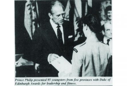 Duke of Edinburgh dead at 99