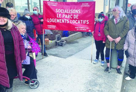 Sherbrooke social housing organization demands more government support