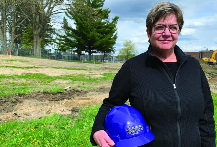 Bishop's breaking ground on new residence building