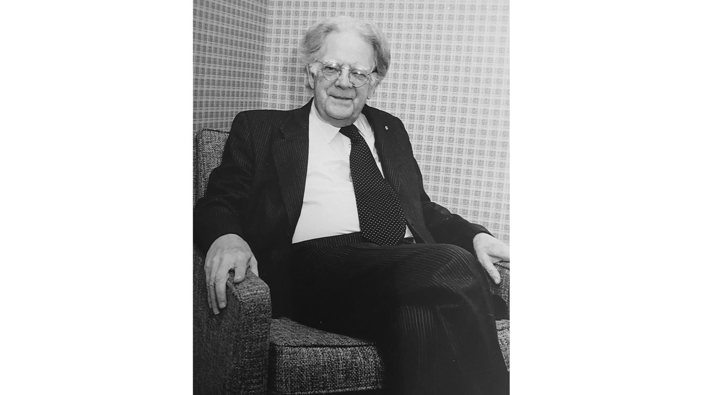 Literary critic Northrop Frye ranks among most eminent Townshippers