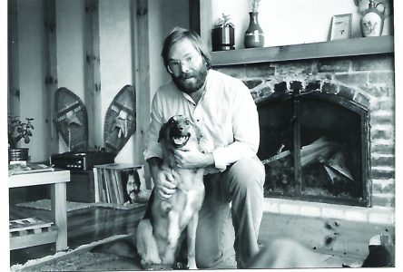 A little more on Nick Nicholson, solar energy pioneer of the Townships