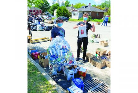 Scout bottle drive bags over $3,000