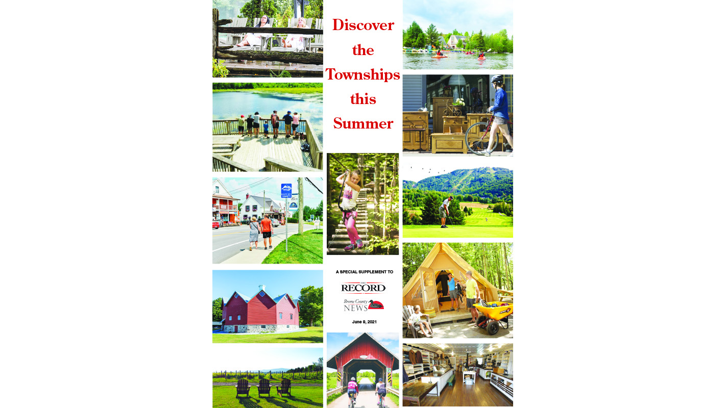 Discover the Townships this Summer